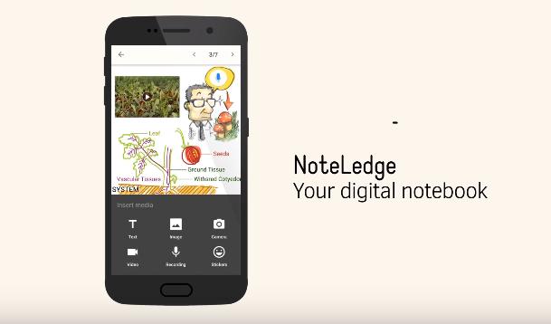NoteLedge App